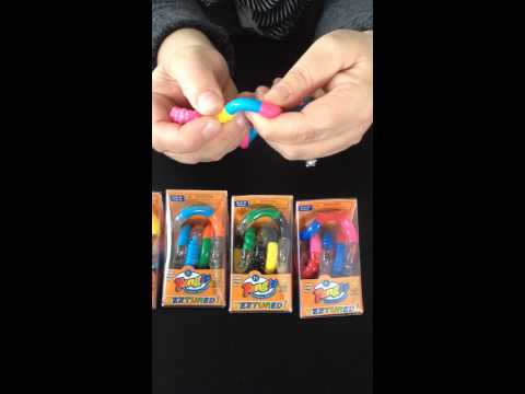 New Tangle Jr Fidget Toys in stock. Just in time for April - Autism Awareness Month