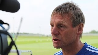 Exclusive: Stuart Pearce On First Day Of Pre-Season