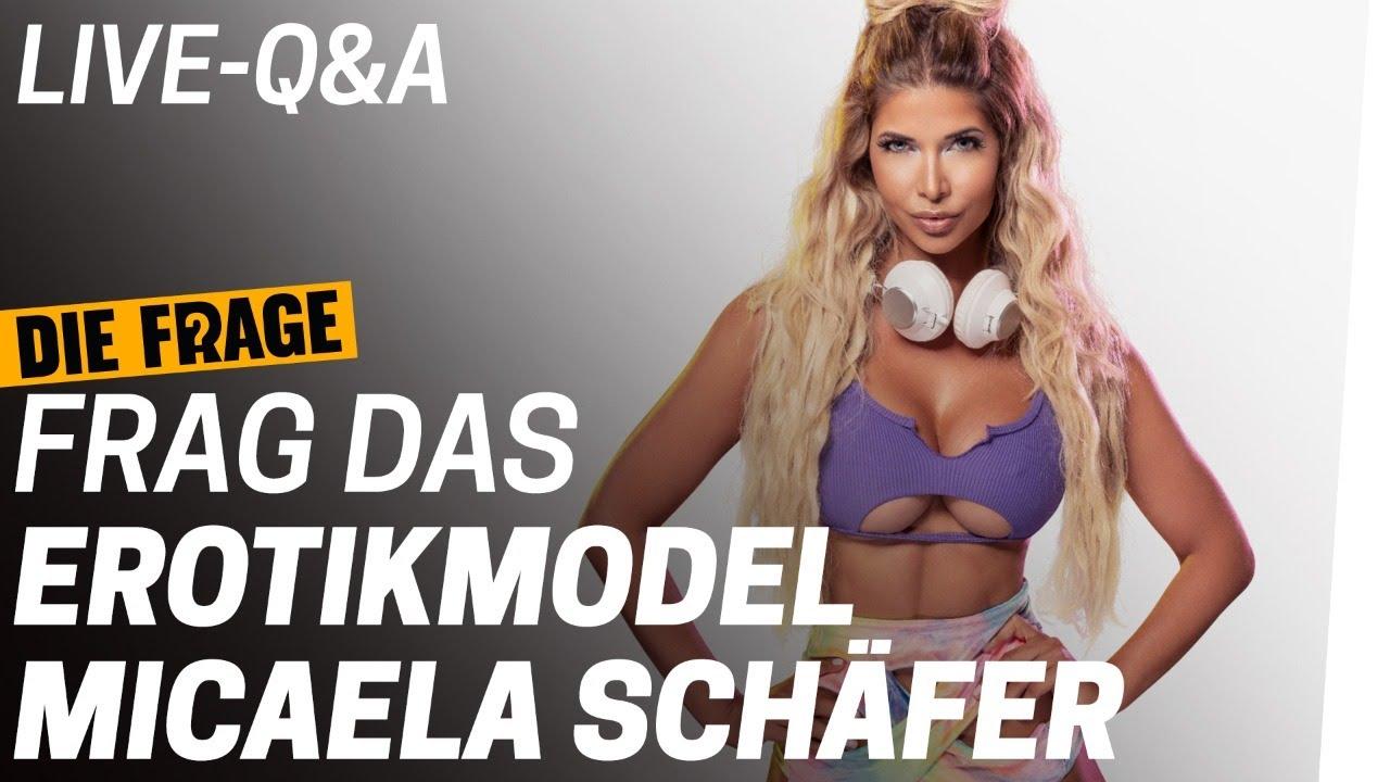 LIVE Q&A | Micaela Schäfer: Nacktsein als Job | Wie nackt dürfen wir uns zeigen? Folge 4