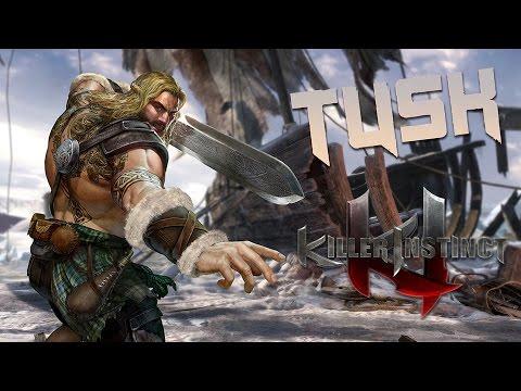 Killer Instinct - Tusk Trailer - YouTube