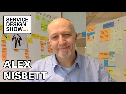 What Service Design can learn from the Olympics / Alex Nisbett / Episode #6
