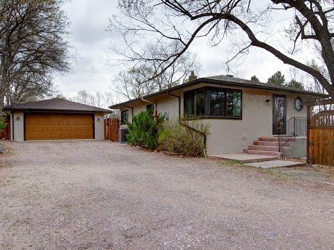 710 Cresta Road Colorado Springs CO 80906 | Home for Sale