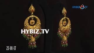 Latest Chandbali Jhumkas   Malabar Gold and Diamonds