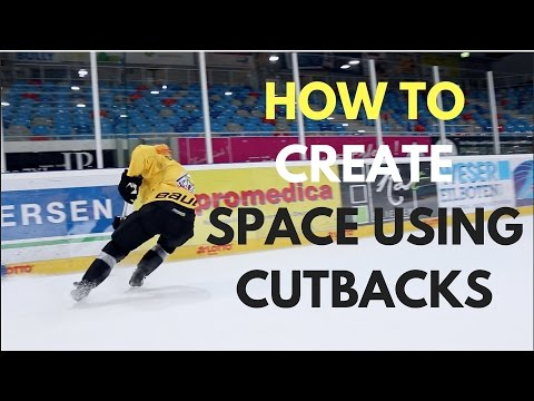 MHH Hockey Tutorials - How To Create Time and Space Using Cutbacks