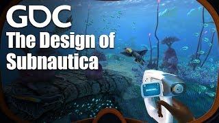 The Design of Subnautica