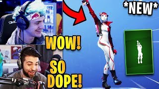 "Streamers React to *NEW* ""Buckets"" Emote! 