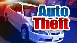 Police Auto Theft Tips and Tricks To Spot A Stolen Car and What To Look For