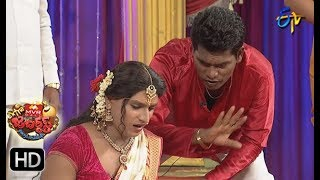 Chammak Chandra Performance | Extra Jabardasth | 20th July 2018 | ETV Telugu