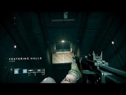 Destiny 2:  Forsaken - Daily Heroic Story Mission - Utopia