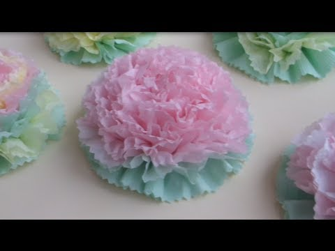 Как сделать ЦВЕТЫ ИЗ САЛФЕТОК / Beautiful Paper Flower / ✿ NataliDoma