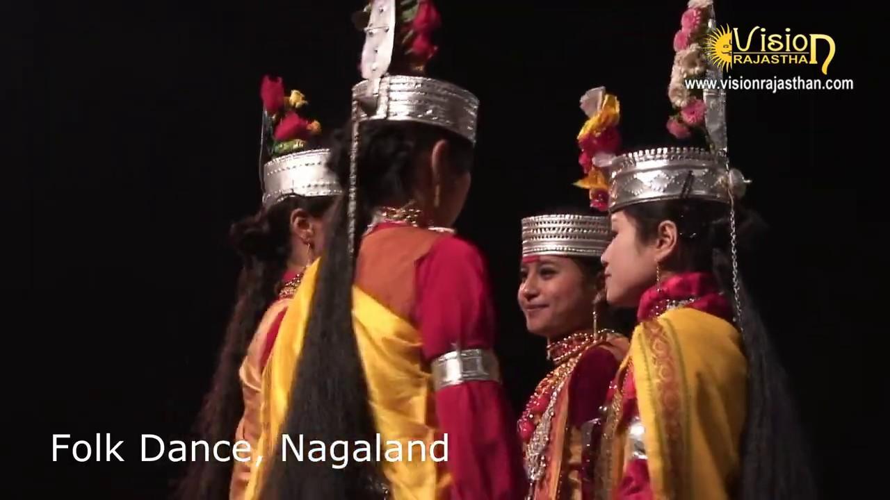 Folk dance, Nagaland