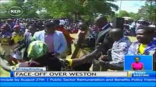 Leave me alone DP William Ruto tells CORD over the Weston Hotel ownership