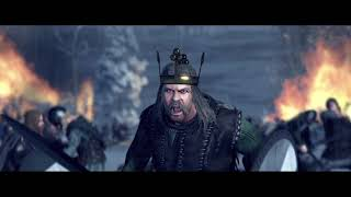 Total War Saga- Thrones of Britannia - Kings will rise Trailer
