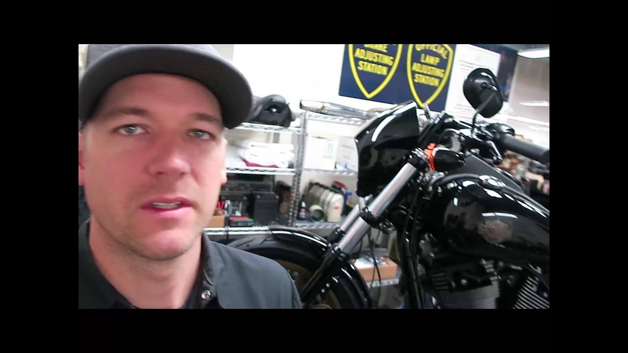 "2016 Harley Davidson Dyna Low Rider S ""117 Cubic Inch"