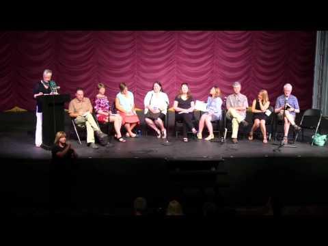 A Gathering of Palouse Writers