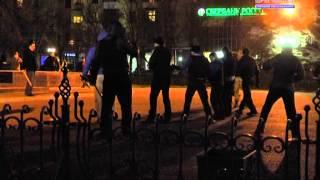 Стрельба возле Луганской ОГА(, 2014-02-22T21:29:40.000Z)
