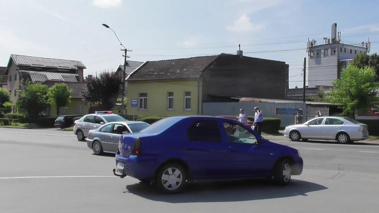 Accident lângă Colegiul Tehnic (22.06.2019)