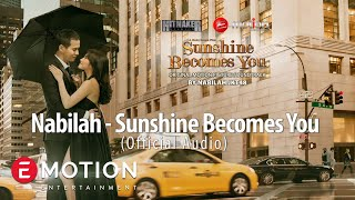 Nabilah JKT 48 Sunshine Becomes You Official Audio