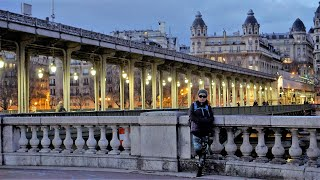 프랑스 파리 야경 명소 - (인셉션 다리)(비라켕 다리…
