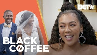 Khadeen Ellis Reveals How to Plan a Wedding As a Couple & Compromise! | Black Coffee