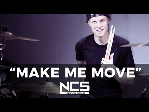 """🎵 """"MAKE ME MOVE"""" with Extra Drums 