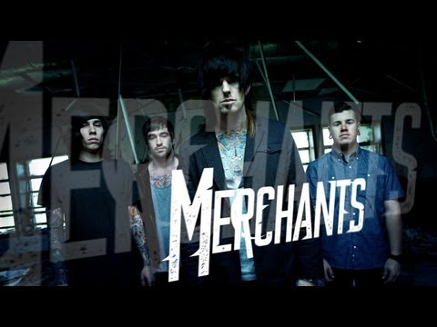 "Merchants – ""Time Will Kill Us All"" (Official Lyric Video)"
