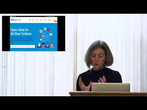 Fran Tonkiss, KTH-Harvard ABC Conference