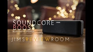 Anker Soundcore Boost Model Speaker - REVIEW