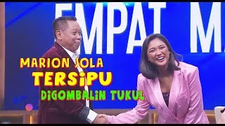 Tukul Gombalin Marion Jola, Meggy Balas Dendam | INI BARU EMPAT MATA (23/01/20) Part 2