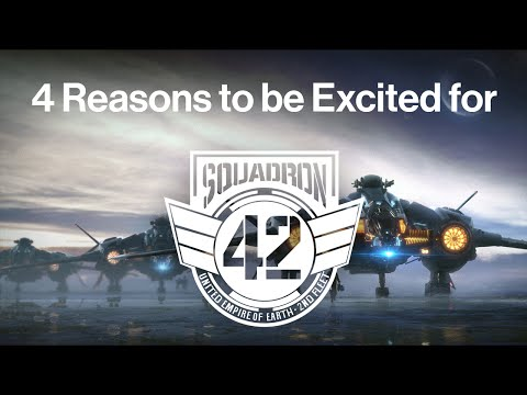 4 Reasons to be Excited for Squadron 42   Star Citizen
