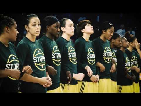 Breanna Stewart Recaps Her First WNBA Season // Episode 4