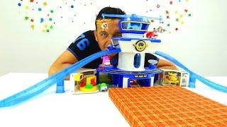 Vídeo de juguetes. Súper Wings en español. Camiones y aviones
