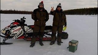Рыбалка на кольском-Голец,кумжа.Снежный плен.