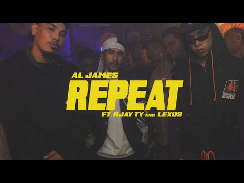 Al James – Repeat ft. Rjay Ty & Lexus