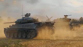 Подкрепление в World of Tanks и Танкобургер!