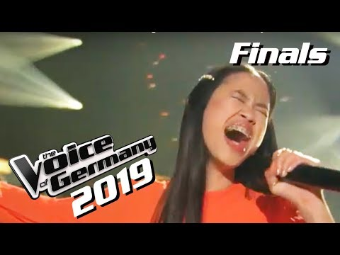 Whitney Houston - I Have Nothing (Claudia Emmanuela Santoso) | The Voice of Germany 2019 | Finals