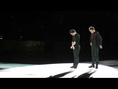 "Alexander Liubchenko and Jean-Denis Sanchis ""Kings On Ice"" Tallinn, Estonia 05.11.2016"