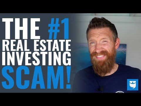 The #1 Real Estate Investing SCAM That You Can Avoid!