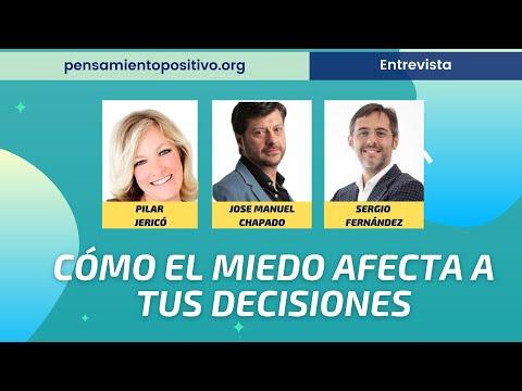 El Miedo. Jose Manuel Chapado, Pilar Jericó y Sergio Fernández.