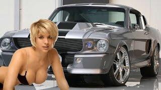#453. Тюнинг Ford Mustang Shelby GT500 Eleanor Wheelsandmore(Уникальные автомобили мира. Качественная видео подборка. Современные модели Mercedes-Benz. Самые мощные автомо..., 2015-01-23T21:54:58.000Z)
