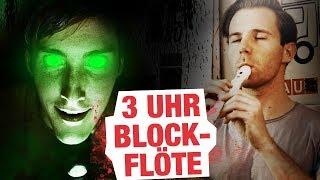 Spielt nie Blockflöte um 3 UHR NACHTS | mit Malternativ