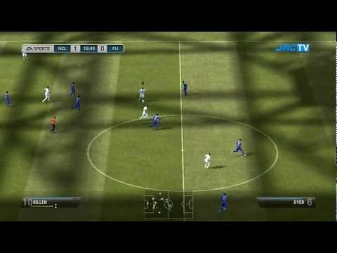 FIFA 12 - RTWC Japan 2012 - New Zealand vs. Fiji