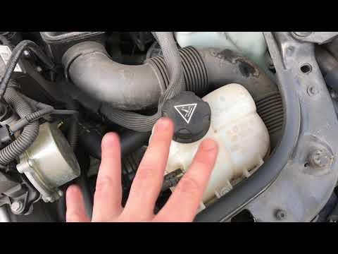 Pkw Kühlflüssigkeit Kontrollieren Und Nachfüllen Bmw Mini Cabriolet