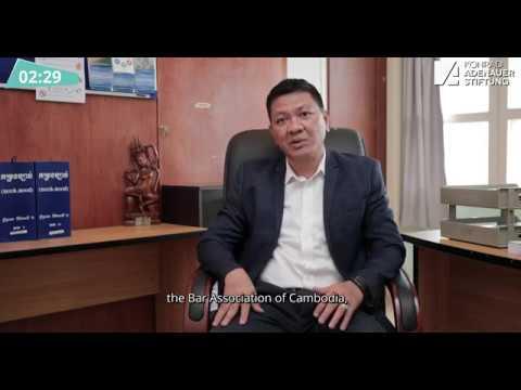 Legal Aid - 3 Minutes in Cambodia (Episode 08)
