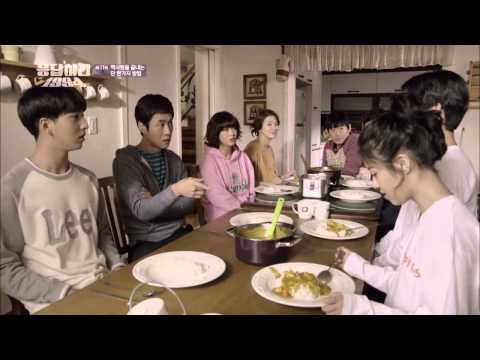 응답하라 1994 - Ep.11 : 삼천포와 윤진의 공개 커플 선언!