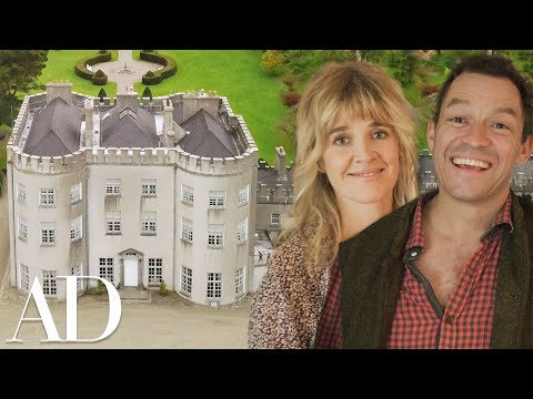 Inside Dominic West's Castle Home | Open Door | Architectural Digest