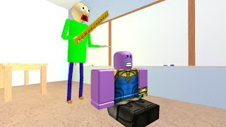 Thanos Childhood (Sad Roblox Animation)