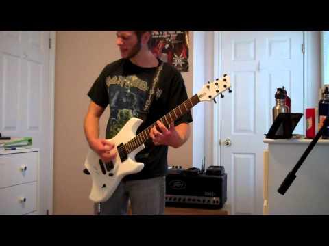 Lamb of God - Blacken The Cursed Sun Guitar Cover HD
