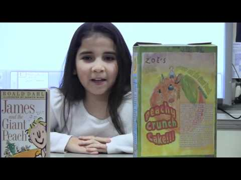 Mr Paradises Class Cereal Box Book Report Commercials Part 2 – Sample Cereal Box Book Report Template