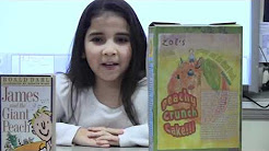 Mr. Paradise's Class Cereal Box Book Report Commercials Part 2